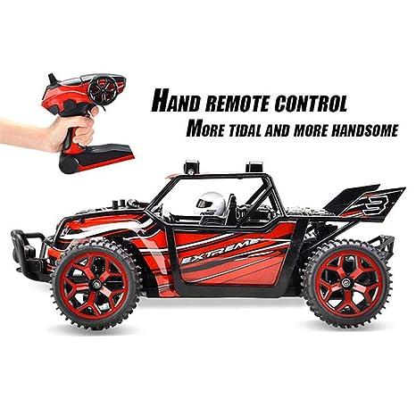 RC Juguete barandilla carro – – Camión de juguete de control remoto con 2,4