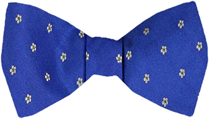 FBTZ-1022 Mens Silk Self Tie Bowtie Tie Yourself Bow Ties