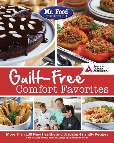 Books : Mr. Food Test Kitchen's Guilt-Free Comfort Favorites