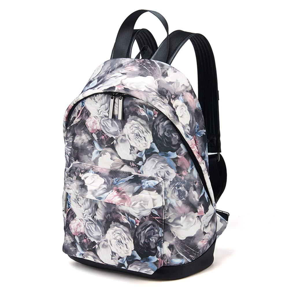 GSFGB Backpack Mochilas De Mujer Estampado Floral Bolsas De