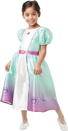 Nella The Knight - Disfraz de Nella vestido largo para niña ...