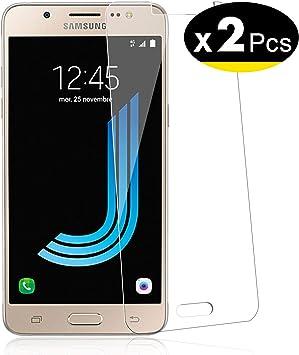 NEWC 2 Unidades, Protector de Pantalla para Samsung Galaxy J5 ...