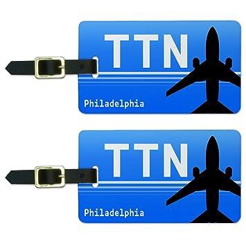 Philadelphia PA - Trenton_Mercer NJ (TTN) Airport Code