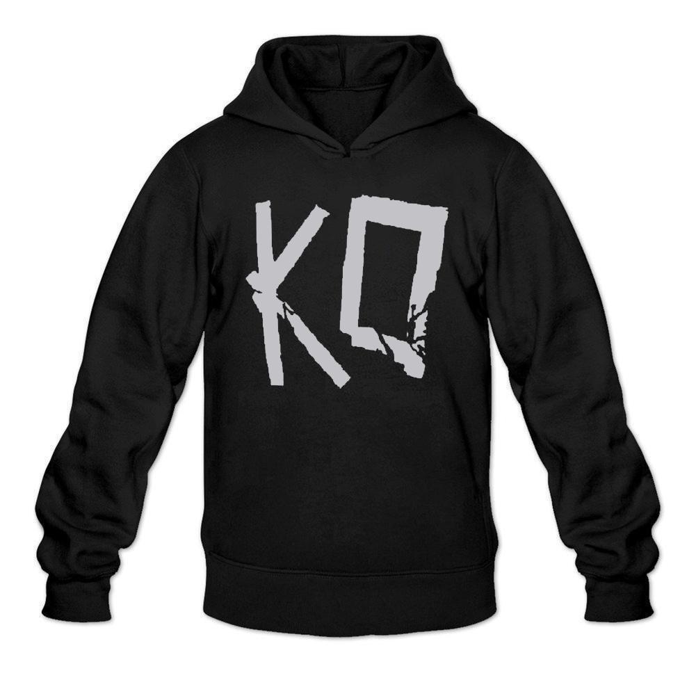 Niceda Mens Kevin Owens KO Long Sleeve Sweatshirts Hoodie
