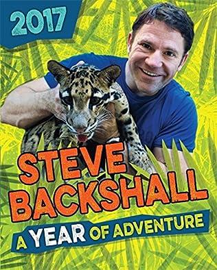 book cover of Steve Backshall Annual 2017