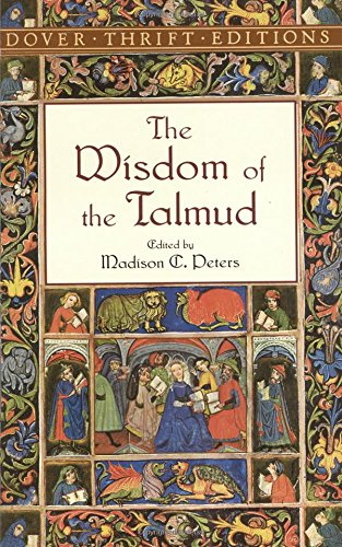 Download The Wisdom of the Talmud (Dover Thrift Editions) pdf