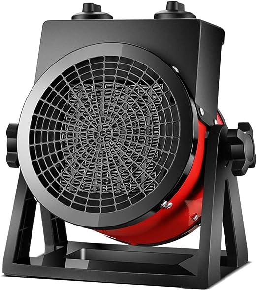 YCHSG Calentador de oficinas industriales Calentador eléctrico del ...