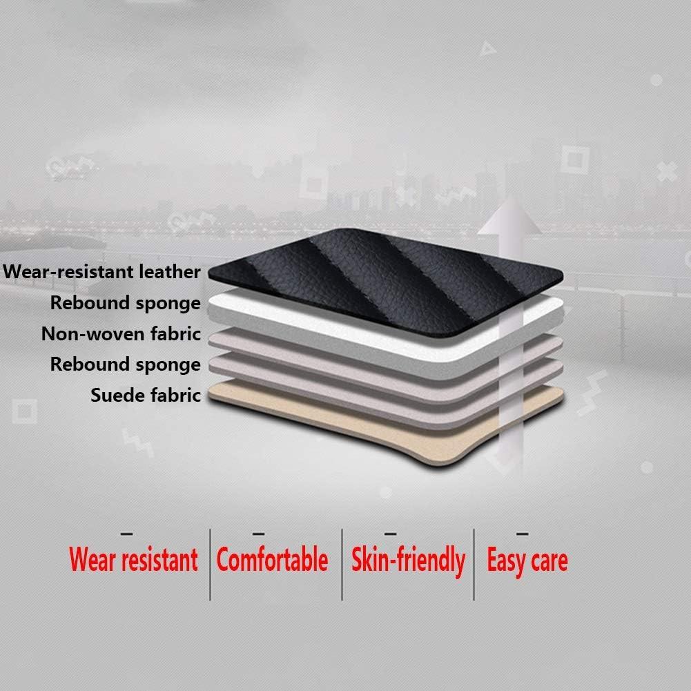 VUS Utiliser toute lann/ée Couleur : Black camions Housse siege voiture PU cuir Car Seat Cover Set /étanche universelle plus de voitures