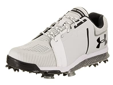 7452feab8b9b Under Armour Mens Waterproof UA Tempo Sport Golf Shoes  Amazon.co.uk ...