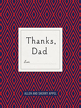 book cover of Thanks, Dad