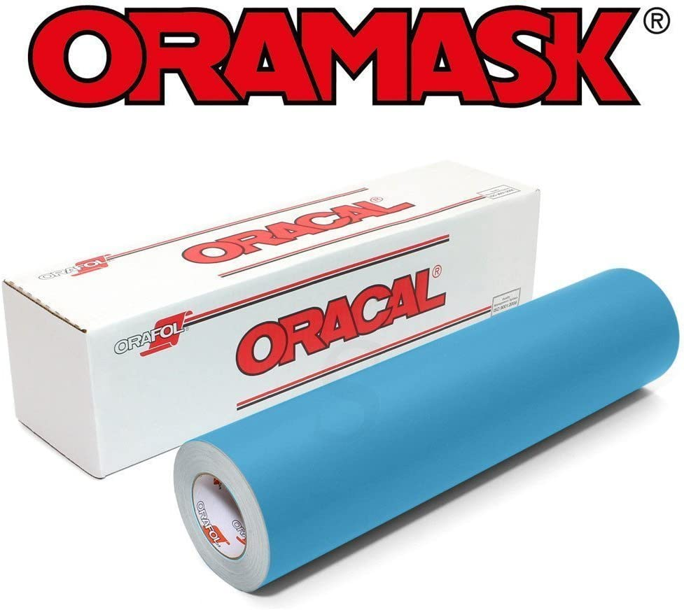 """Oracal Oramask 813 Stencil Tape (12"""" x 20 Ft)"""