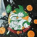 ドラゴンボール オリジナルTシャツ 抽プレ 当選品 懸賞 孫悟空 孫悟飯 最強ジャンプの商品画像