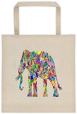 NEW Marshalls Shopping Bag Elephants  Reusable Tote Travel Eco Friendly