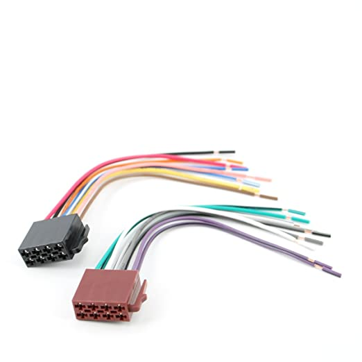 61jr3O2PZUL._SX522_ amazon com xtenzi wire harness for pioneer system navigation pioneer sph-da02 wiring diagram at creativeand.co