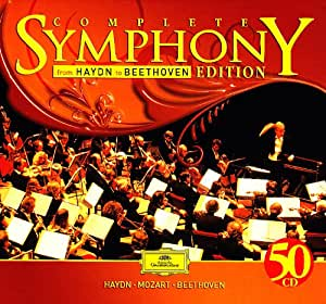 Complete Symphony Edition (50cd)