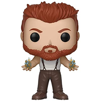 Funko Pop! TV: American Gods - Mad Sweeny Collectible Toy: Toys & Games [5Bkhe1203774]