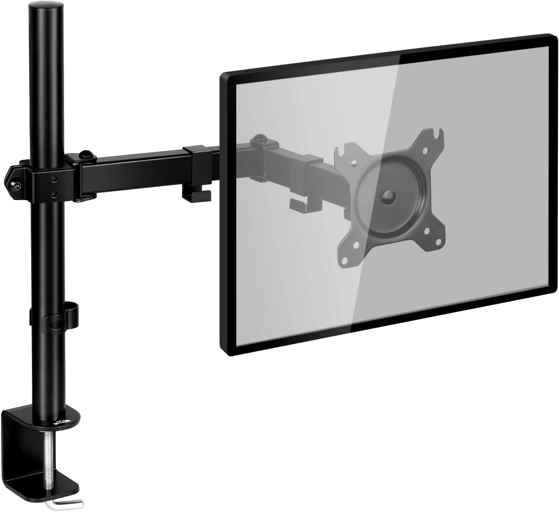 SIMBR Soporte Monitor con Brazo Simple para PC y Pantalla LCD LED de 13
