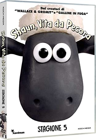 Shaun, Vita da Pecora Stagione 5 (DVD)