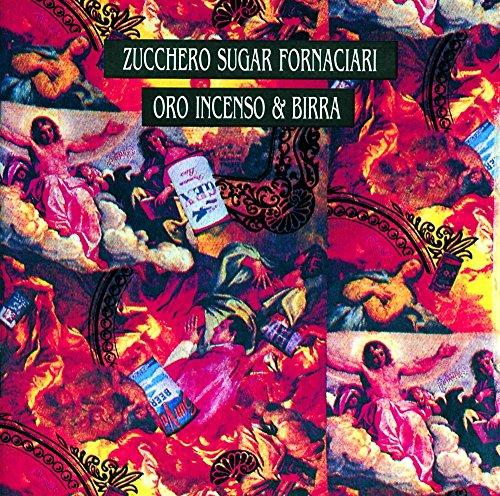 Oro-incenso-birra-con-inserto-di-16-pagine-Vinile-Dorato