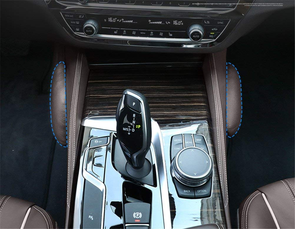 PU Soft Leather Knee Leggings Pad Car Center Console Leg Pillow Fits Alle Fahrzeuge Car Driver Side Knee Support Pad