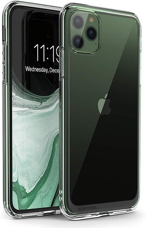 Supcase Iphone 11 Pro Max Hülle Slim Case Premium Handyhülle Transparent Schutzhülle Dünn Backcover Unicorn Beetle Style 6 5 Zoll 2019 Ausgabe Transparent Elektronik