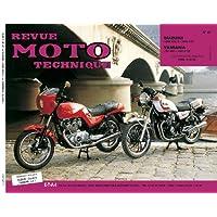 Revue Moto Technique, n° 47 : Suzuki GSX 400 Yamaha XJ400