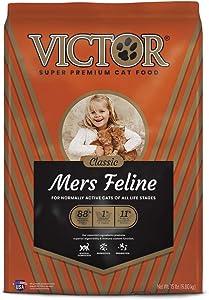 Victor Classic - Mer's Feline, Dry Cat Food