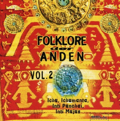 Folklore Der Anden 2 by Folklore of the Andes 2 (1997-03-03)