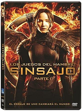 The Hunger Games Mockingjay Part I Los Juegos Del Hambre Sinsajo