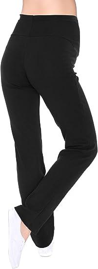 MijaCulture Maternity Comodi Pantaloni da Yoga Casual Homewear 3010