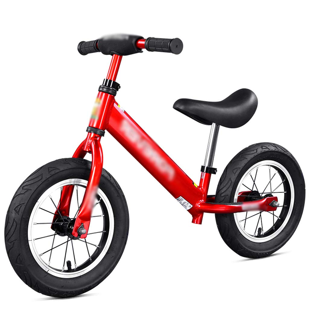 登場! DUWEN Red) DUWEN 子供のバランス車のアルミニウム合金のフレームのペダル2輪の自転車 (色 : B07JWGQKLS Red) Red B07JWGQKLS, きれいみつけた:594b3798 --- arianechie.dominiotemporario.com