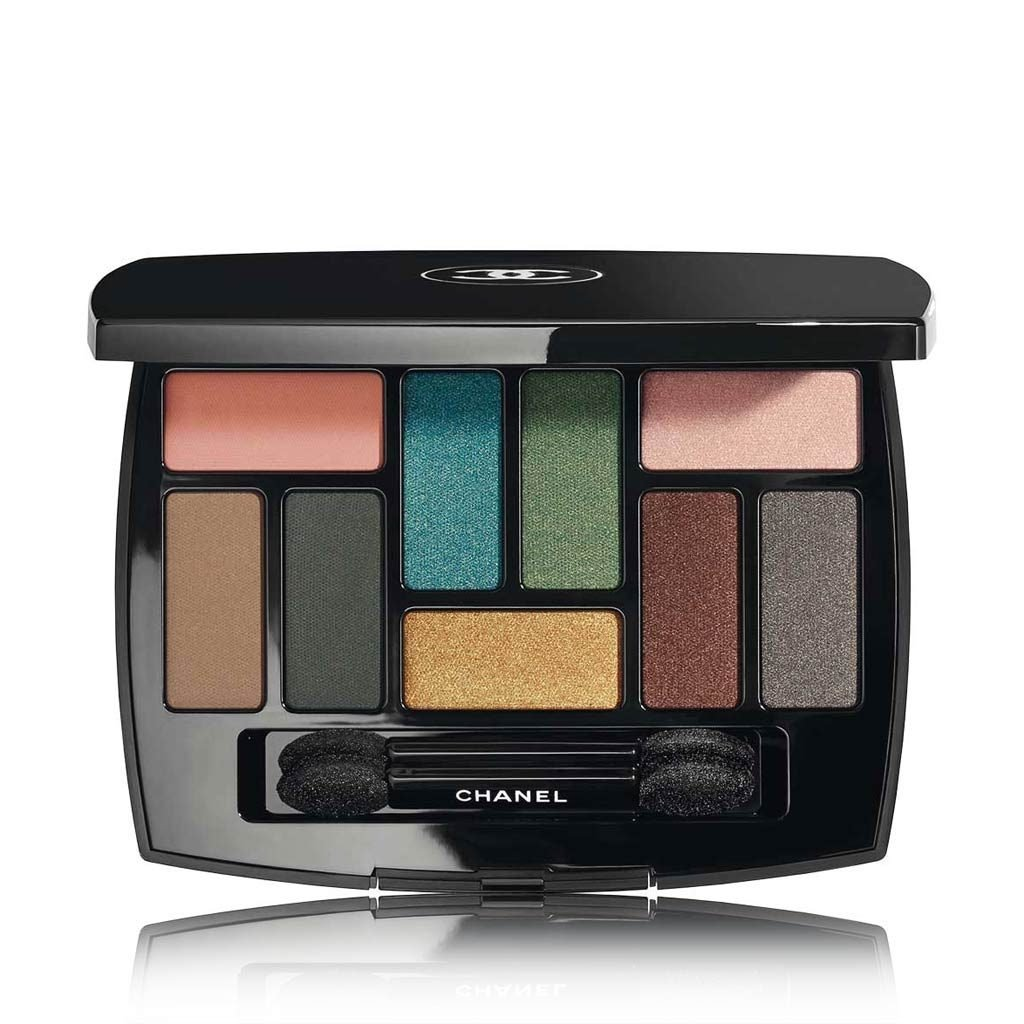 CHANEL LES 9 OMBRES Multi-Effects Eyeshadow Palette Limited Edition