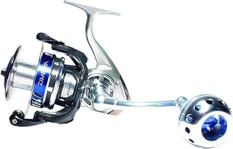 Daiwa Saltiga sa-tg5000h Spinning Carrete: Amazon.es: Deportes y ...
