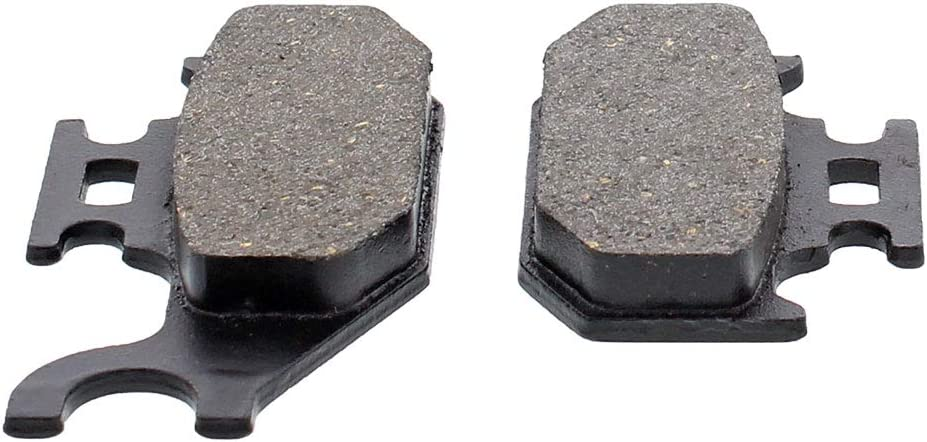 BRAKE PADS FOR CAN-AM 705600349 705600350 705600398  REPLACEMENT