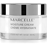 Marcelle Moisture Cream, Hypoallergenic and Fragrance-Free, 50 mL