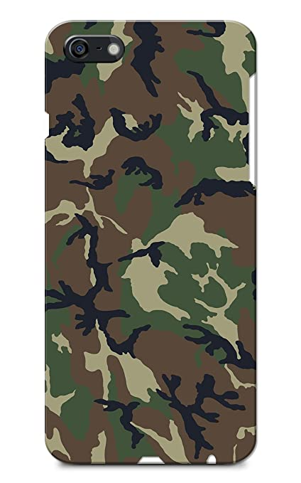 huge discount 160e2 7d59c Caseria Military Army Camouflage Slim Fit Hard Case: Amazon.in ...