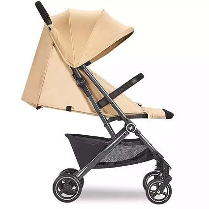 REMTI Sillas de paseo Carro para bebés Siéntese cómodo ...