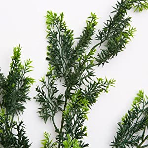 Artificial Asparagus Fern Outdoor Rated 3