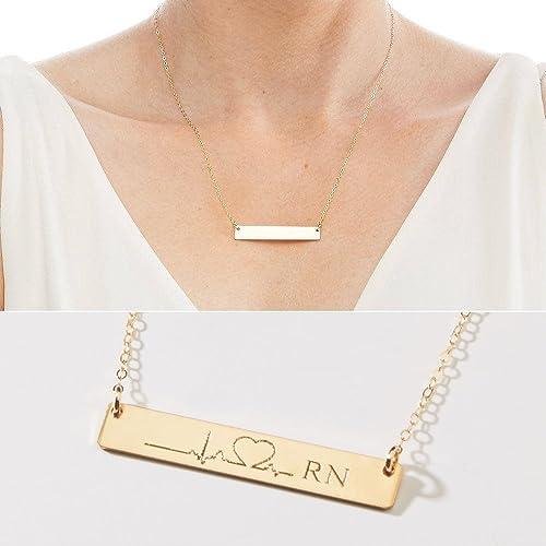 Amazon RN Nurse Necklace