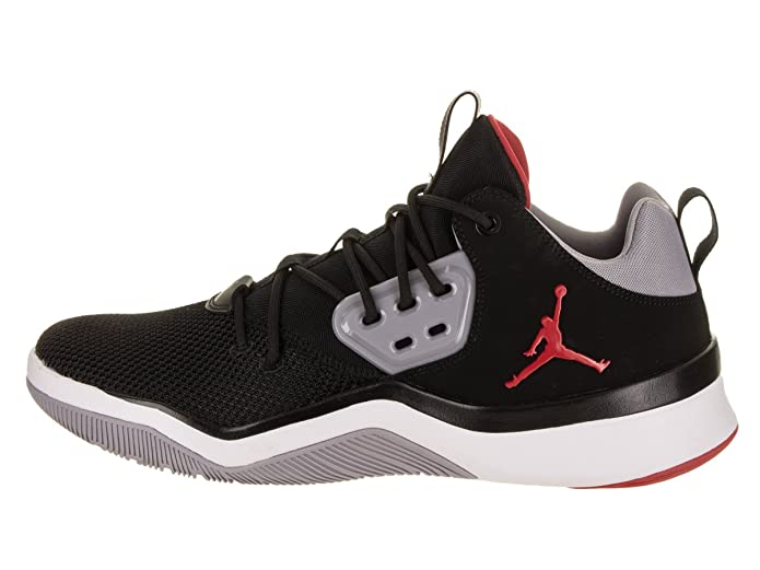 100% originale 50-70% di sconto reputazione affidabile Nike Scarpe Sneakers Jordan DNA Uomo Nero AO1539-001: Amazon.co.uk ...