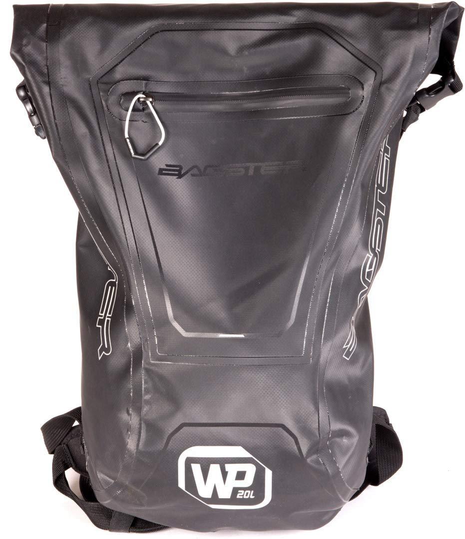 Bagster Motorradrucksack WP20 schwarz neongr/ün