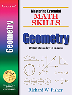 Amazon probability and statistics workbook mathematics mastering essential math skills geometry 20 minutes a day to success fandeluxe Choice Image