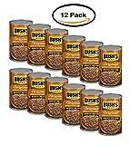 Pack of 12 - BUSH'S BEST Baked Beans Original, 55.0 OZ