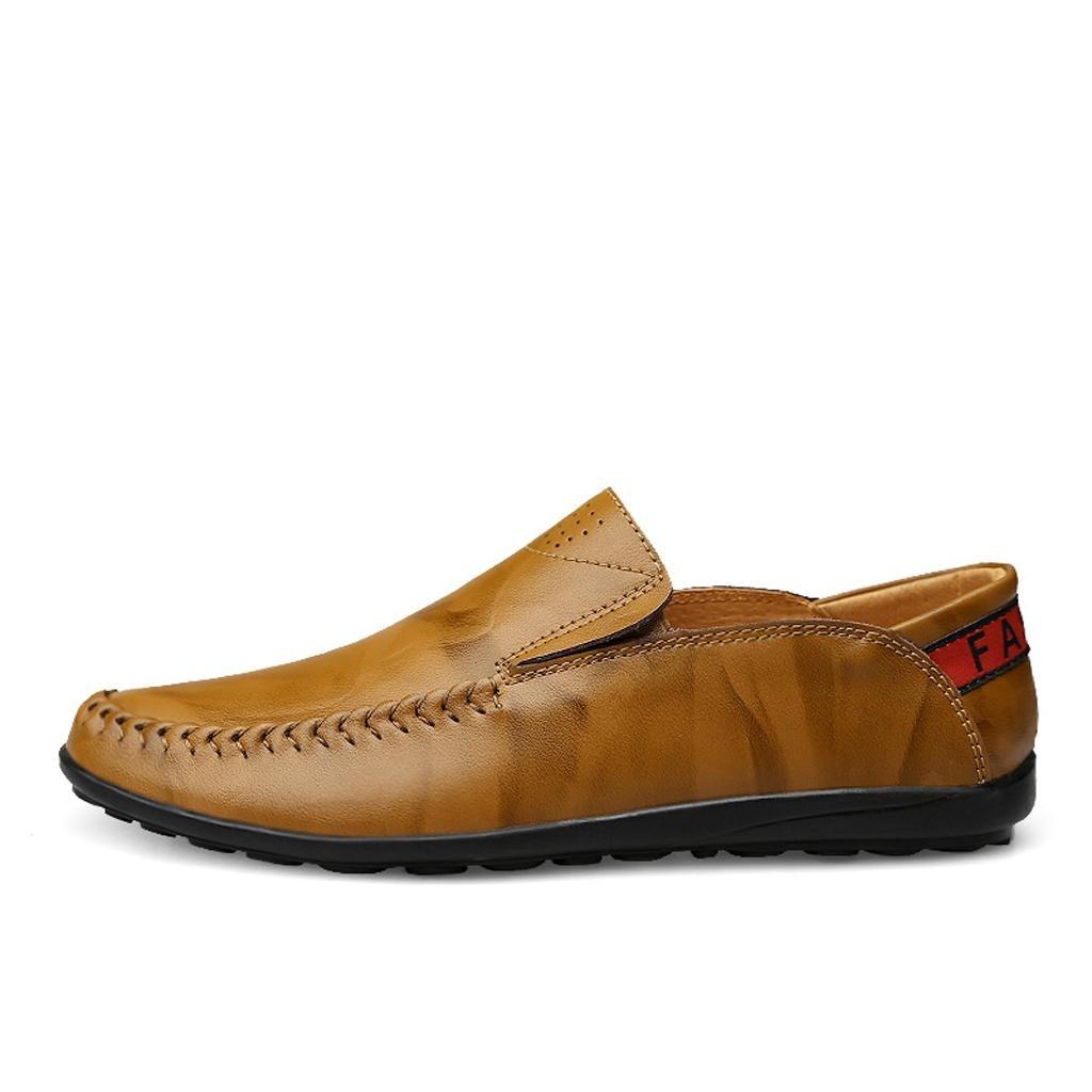 Leder Schuhe Pedal Fahrschuhe Herrenschuhe Business Casual Lazy Schuhe Schuhe Schuhe 1b7307