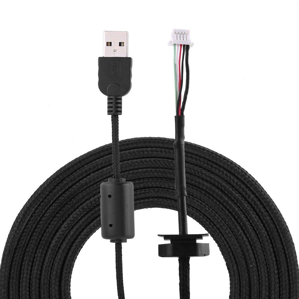 USB Maus Linie Kabel Ersatz Reparatur: Amazon.de: Elektronik