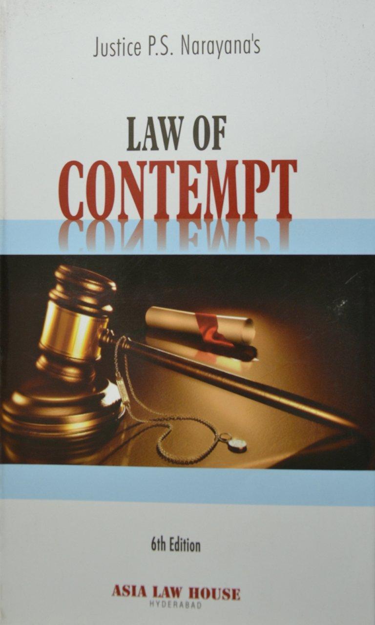 Download Law of Contempt pdf epub
