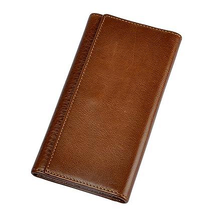 Carteras minimalistas para hombres Monedero de los hombres Cartera de los hombres Cartera de la tarjeta