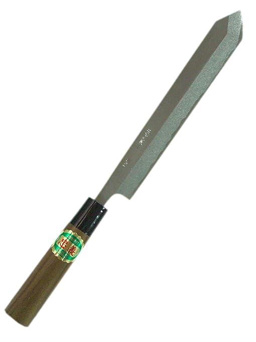 Amazon.com: Esmalte Bonito cuchillo de cocina nogal mango ...