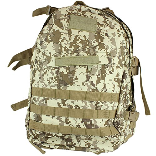 Liter Capacity Camo Backpack Camouflage