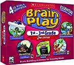 Scholastic Brain Play 1st - 3rd Grade...